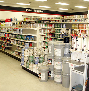 Commercial and Residential Painting Supplies