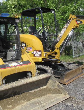 Contractor Construction Equipment Rental Center, Cincinnatus NY