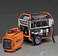 Generac emergency generator