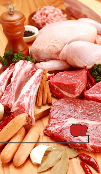 Cincinnatus Market Meat Department Butcher Shop