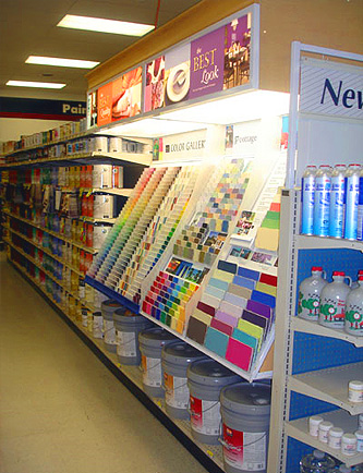 Paint and Paint Products